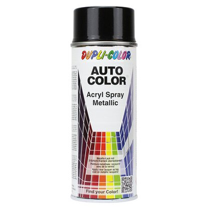 Dupli-Color Lackspray Autocolor 70-0110 Grau metallic 400 ml
