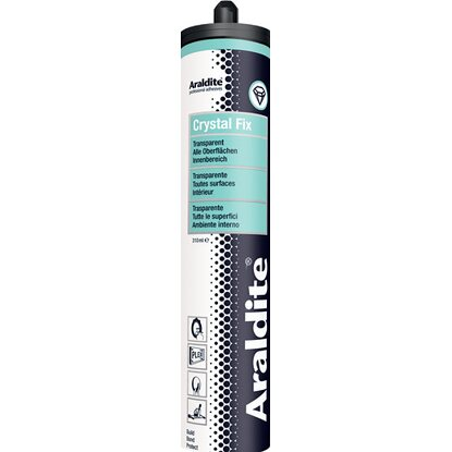 Araldite Crystal Fix Kartusche 310 ml