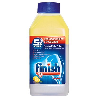 Finish Maschinenpfleger Dual Power Citrus 250 ml