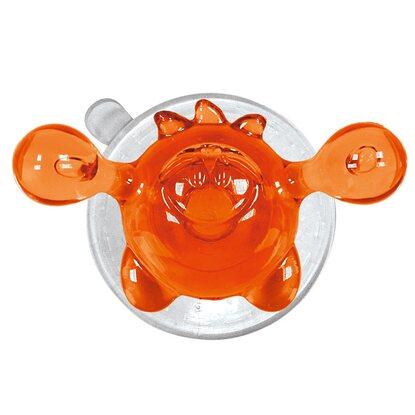 Kleine Wolke Crazy Hooks 85 mm x 50 mm Orange