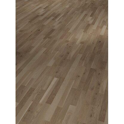 parador aktions parkett rustikal eiche patina grau matt lackiert schiffsboden kaufen bei obi. Black Bedroom Furniture Sets. Home Design Ideas