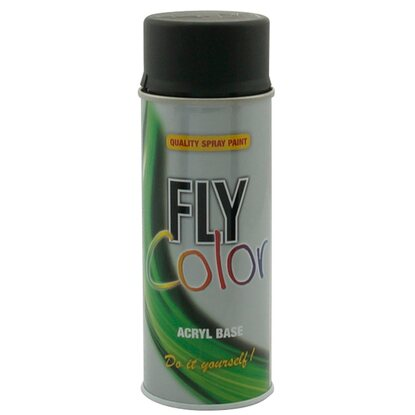 Fly-Color RAL 9005 Schwarz matt 400 ml