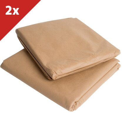 Videx Winterschutz-Vlies Duo-Pack 150 cm x 500 cm Beige