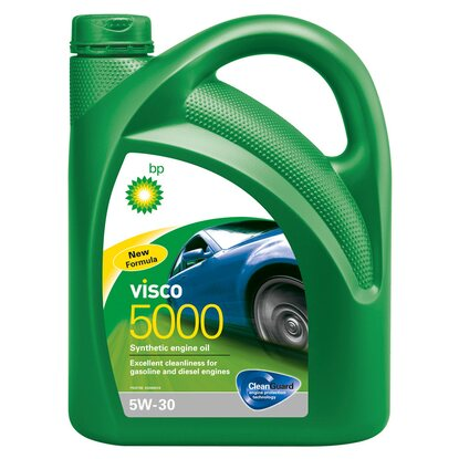 BP Visco 5000 5W-30 4 l