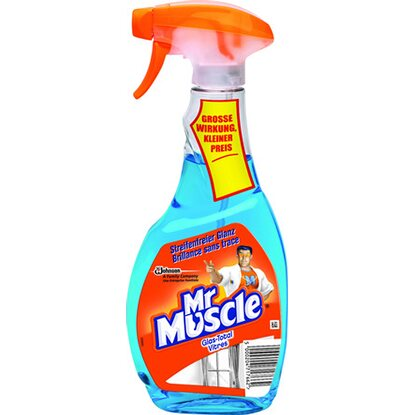 Mr Muscle Glas-Total Reiniger 500 ml