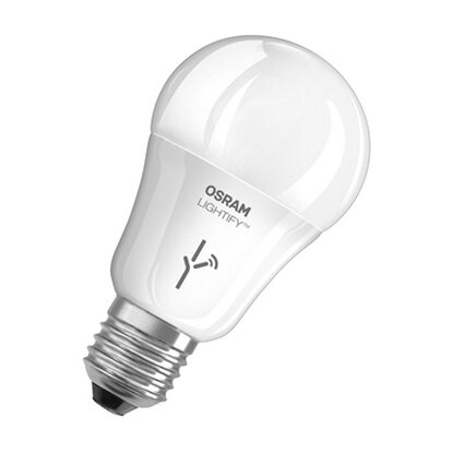 Osram LED-Lampe Lightify EEK: A+ Glühlampenform E27 / 9,5 W (810 lm)