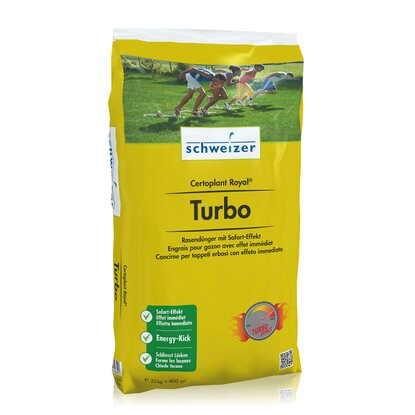 Schweizer Certoplant Royal Turbo 20 kg
