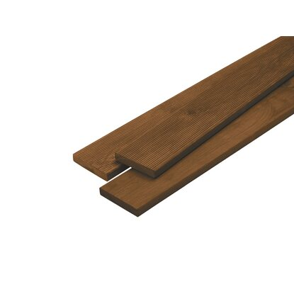 Diele Kiefer Teak 21 mm x 120 mm x 3'000 mm