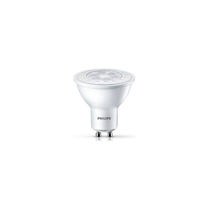 Philips LED-Reflektor EEK: A GU10 / 65 W (500 lm) Weiss