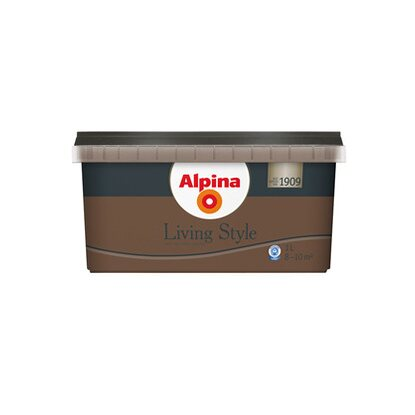 Alpina LivingStyle Intensive Brown 1 l