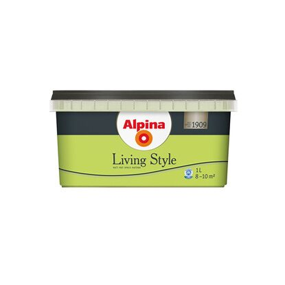 Alpina LivingStyle Fresh Green 1 l