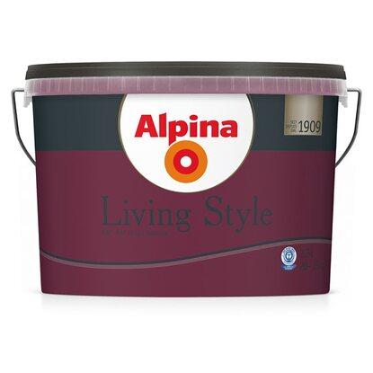 Alpina LivingStyle Extraordinary Purple 2,5 l