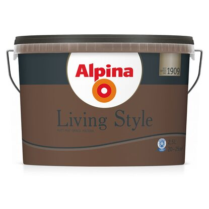 Alpina LivingStyle Intensive Brown 2,5 l