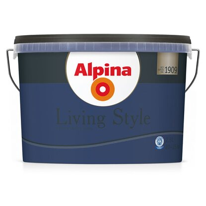 Alpina LivingStyle Deep Blue 2,5 l