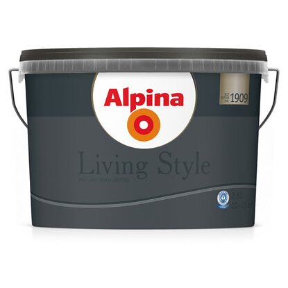 Alpina LivingStyle Dominant Grey 2,5 l