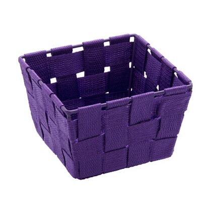 Wenko Korb Adria Mini square Purple