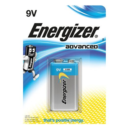 Energizer Advanced 9 V E-Block 1 Stück