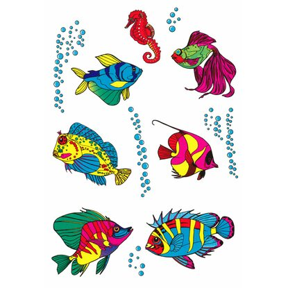 Sticker Fische
