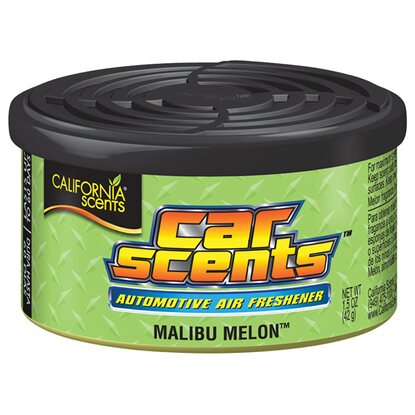 California Scents Car Lufterfrischer Malibu Melon