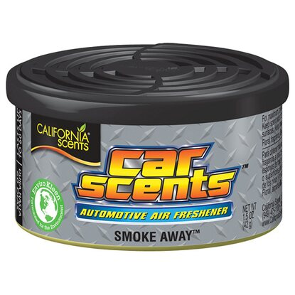 California Scents Car Lufterfrischer Smoke Away