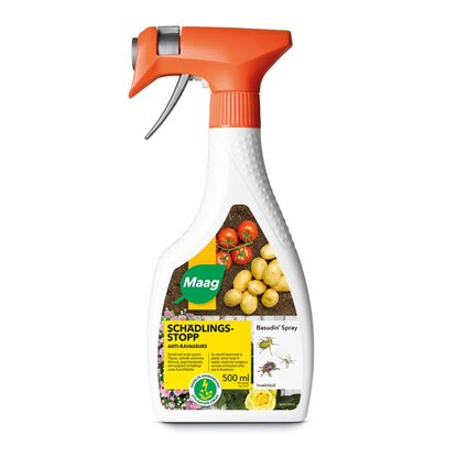 Maag Basudin Spray Insektizid 500 ml