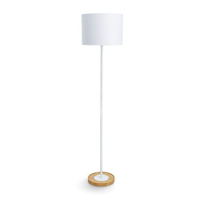Philips myLiving Stehleuchte EEK: E-A++ Limba 40 W Creme