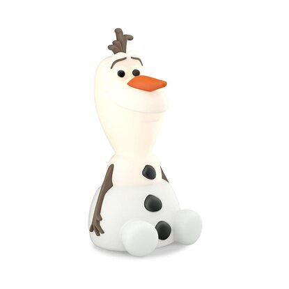 Philips LED SoftPal EEK: A++ -A Disney Olaf Weiss