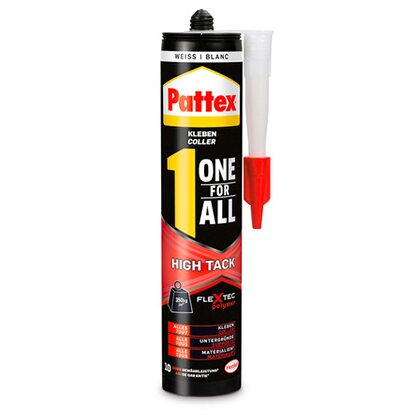 Pattex One For All High Tack Weiss 440 g