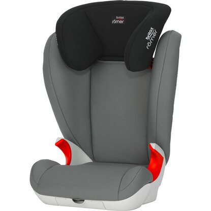 Britax Römer Kid II Kindersitz Steel Grey