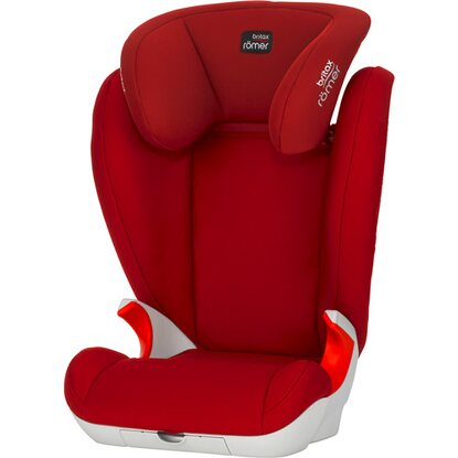 Britax Römer Kid II Kindersitz Flame Red