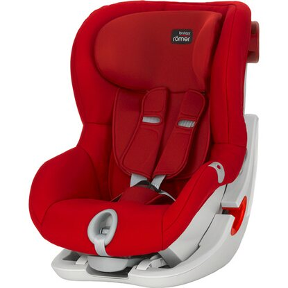 Britax Römer King II Kindersitz Flame Red