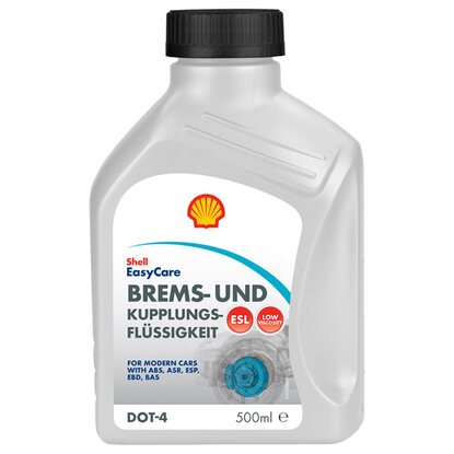 Shell Bremsfl.Brake and Clutch Fluid 500 ml