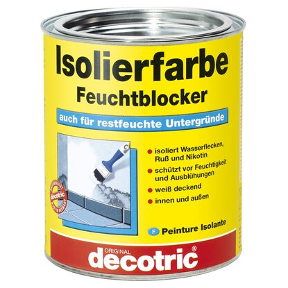 Decotric Isolierfarbe 750 ml