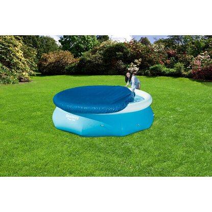 Abdeckplane fast set pool 305 cm kaufen bei obi for Abdeckplane obi