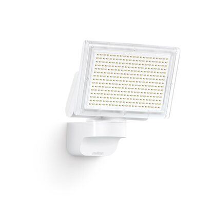 Steinel LED-Sensorstrahler XLED Home 3 SL EEK: A+++ Weiss