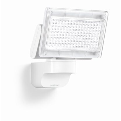 Steinel LED-Sensorstrahler XLED Home 1 SL EEK: A+++ Weiss