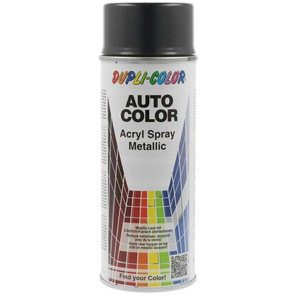 Dupli-Color Lackspray Auto-Color 400 ml metallic Grau 70-0080