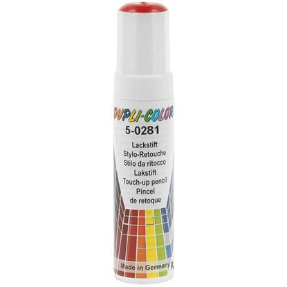 Dupli-Color Lackstift Auto-Color 12 ml uni Rot 5-0281