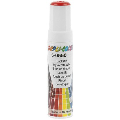 Dupli-Color Lackstift Auto-Color 12 ml uni Rot 5-0550