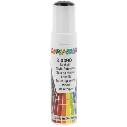 Dupli-Color Lackstift Auto-Color 12 ml uni Blau-Schwarz 8-0390