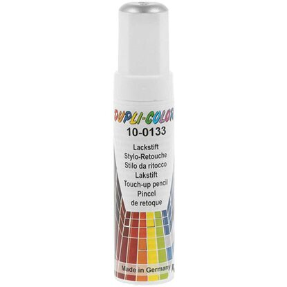 Dupli-Color Lackstift Auto-Color 12 ml metallic Silber 10-0133