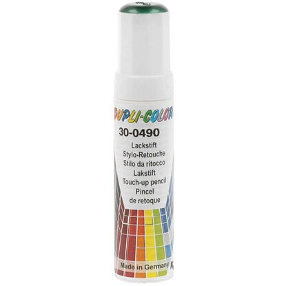 Dupli-Color Lackstift Auto-Color 12 ml metallic Grün 30-0490