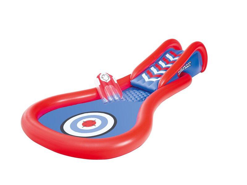 Kinder pool splash play cannon ball kaufen bei obi for Obi planschbecken