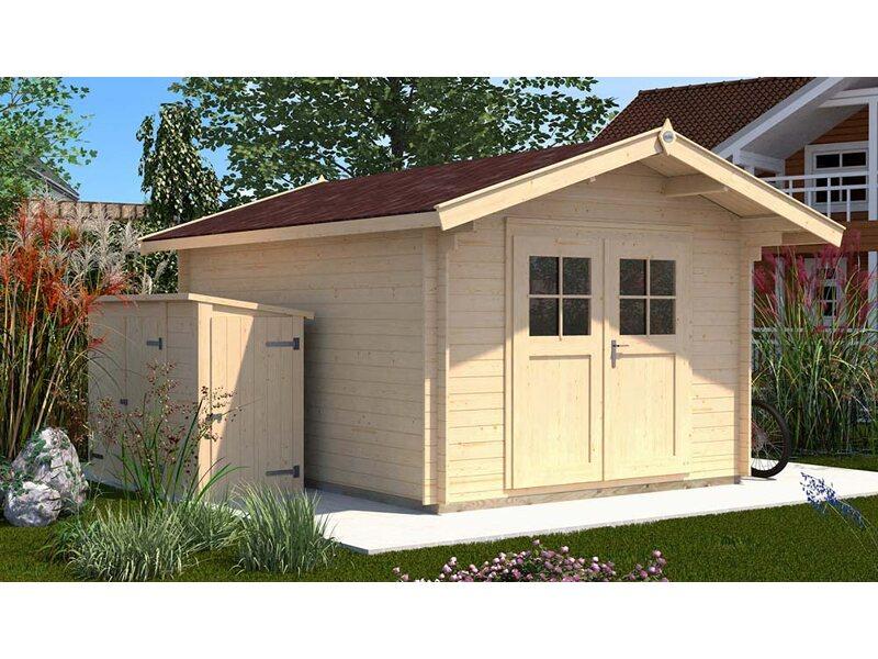 weka sparset gartenhaus premium28 gr 3 kaufen bei obi. Black Bedroom Furniture Sets. Home Design Ideas