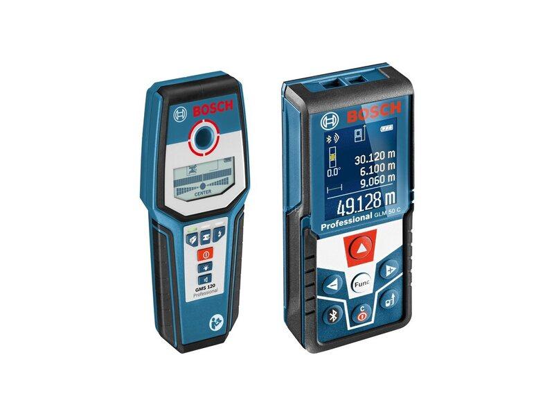 Bosch professional set glm c gms entfernungsmesser kaufen