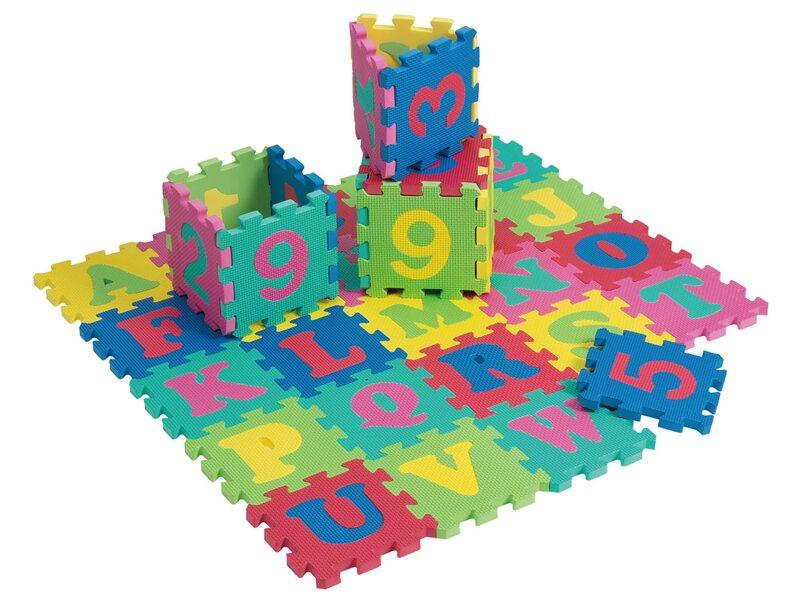 kinderspielmatte puzzle schaumstoff bunt kaufen bei obi. Black Bedroom Furniture Sets. Home Design Ideas