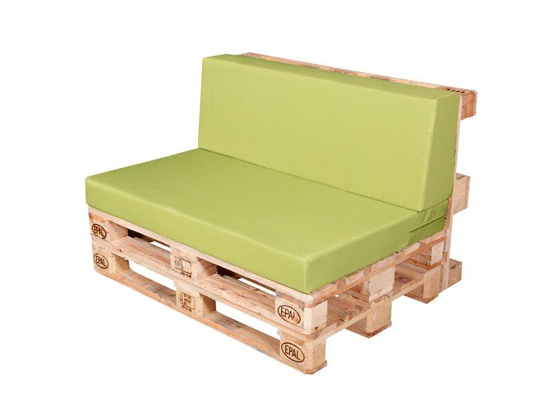paletten r ckenkissen 836 gr n kaufen bei obi. Black Bedroom Furniture Sets. Home Design Ideas