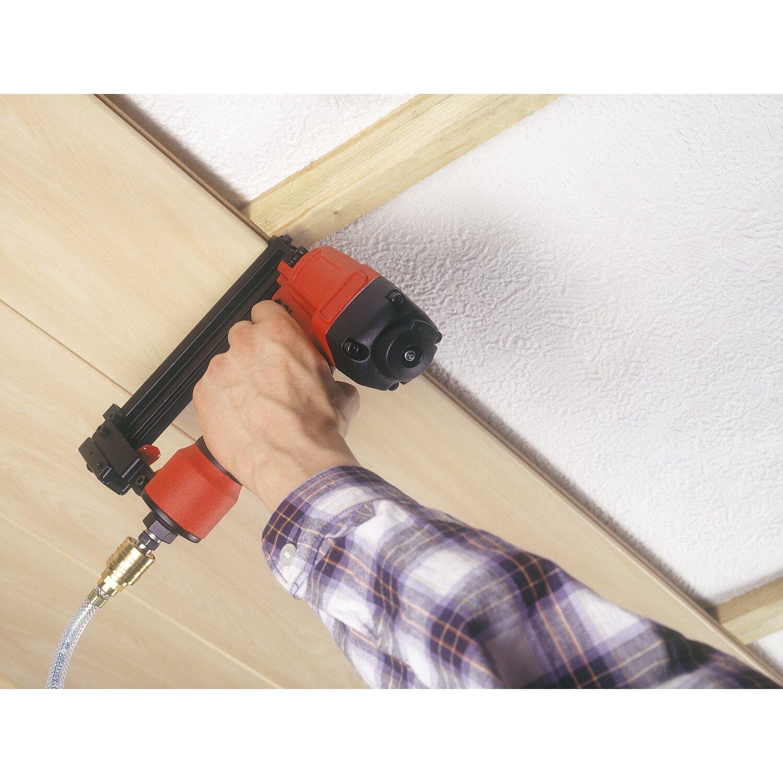 lux druckluft nagler tacker kombiger t bis 32 mm inkl zubeh r kaufen bei obi. Black Bedroom Furniture Sets. Home Design Ideas