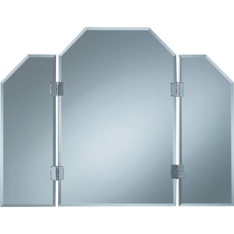 klappspiegel mit facettenschliff kaufen bei obi. Black Bedroom Furniture Sets. Home Design Ideas
