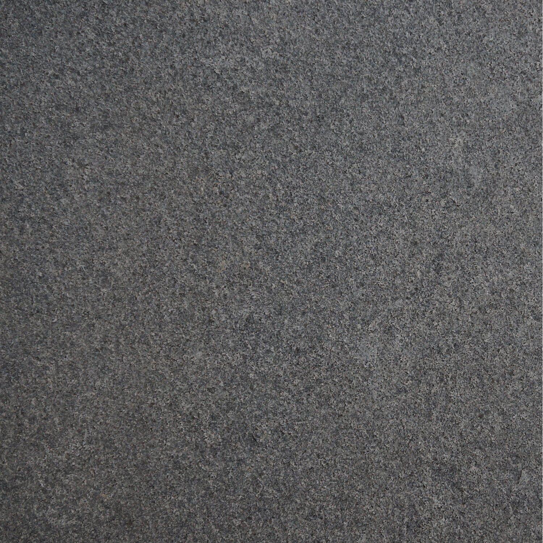 terrassenplatte naturstein anthrazit grau  cm   cm